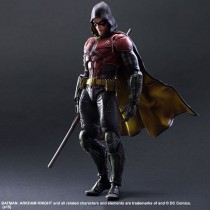 Batman Arkham Knight Robin Play Arts Kai