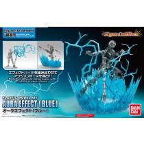 Figure rise effect aura blue Bandai