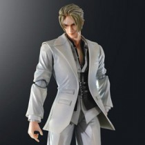 Final Fantasy VII Advent Children Play Arts Kai Rufus Shinra