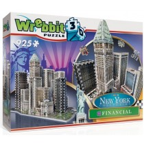Wrebbit 3D Puzzle Financial
