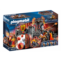 Fortezza dei Guerrieri di Burnham by Playmobil