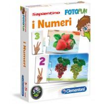 Fotofun - I Numeri