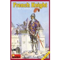 French Knight - XV Century by MiniArt
