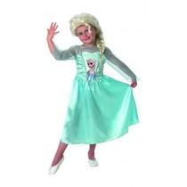 Elsa abito classic e parrucca