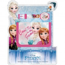 Disney Frozen digital watch and Wallet