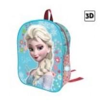 Frozen Zaino Elsa 3D