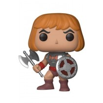 Masters of the Universe POP! Television Vinyl Figure Battle Armor He-Man