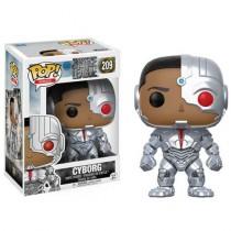 Funko Justice League Movie Cyborg 209