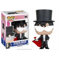 POP animation Sailor Moon Tuxedo Mask 95