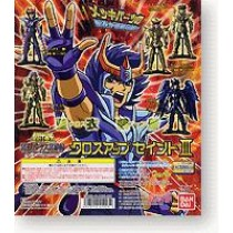 Gashapon Saint Seiya Cloth up Saint Part 3