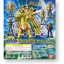 Gashapon Saint Seiya Cloth up Saint Part 4