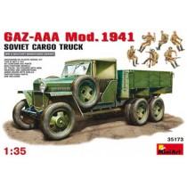 GAZ-AAA Mod. 1941 Soviet Cargo Truck