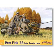 2cm Flak 38 Late Production