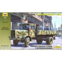 """German Truck L-4500 """"Einheitsfahrerhaus"""""""