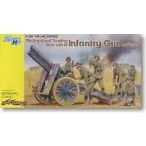 WW.II German Army 15cm s.IG.33