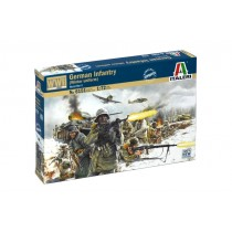 German Infantry (Winter uniform) by Italeri