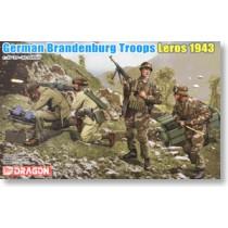 German Brandenburg Troops, Leros 1943