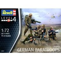 German Currently Used Fallschirmjage