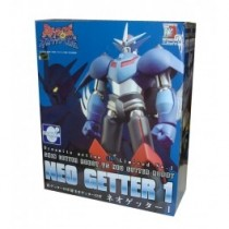 GETTER - Die Cast 1 Shin Getter vs Neo Getter 1