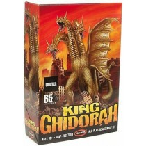 Godzilla King Ghidorah Model kit