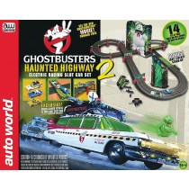 ghostbusters haunted highway slot 2 cars 1/64 4,30 m