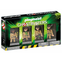 Playmobil Ghostbuster Collector's set