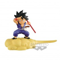 Dragonball Kintoun Figure Son Goku on Flying Nimbus Special Color Ver