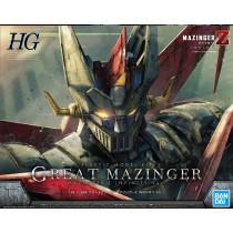 HG Great Mazinger Infinity ver.