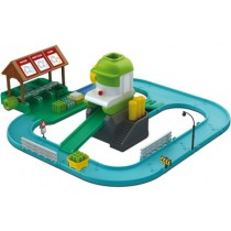 Robocar Poli Recycle playset