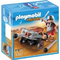History Centurione con balestra Playmobil