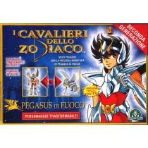 Pegasus di fuoco seconda generazione Giochi Preziosi