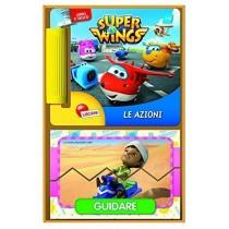 Libro Gioco Super Wings