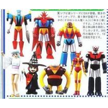 Go Nagai Characters DX