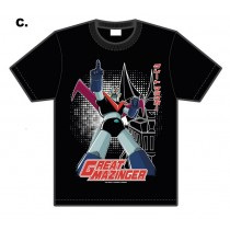 T/S Great Mazinger Black XL