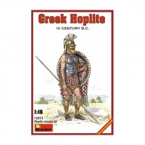 Greek Hoplite IV Century B.C Miniart