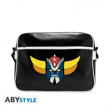 "GRENDIZER - Messenger Bag ""Grendizer's head"""