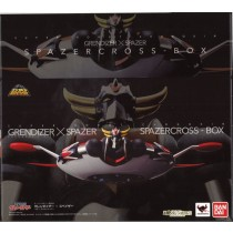 SRC Spazercross Grendizer + Spazer box src Bandai