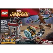 Lego Knowhwere Escape 76020 Lego