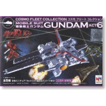 Cosmo Fleet Collection Gundam Act 6