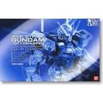 Aile Strike Gundam + Skygrasper 30th Anniversary Color Clear Ver.