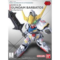 SD Gundam Barbatos ex standard 010 Bandai