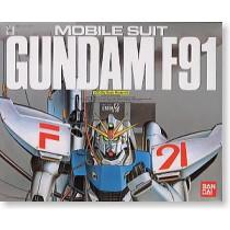 Gundam F91 (1/60) by Bandai