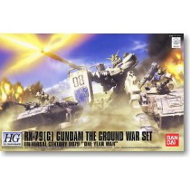 HUGUC Gundam RX-79G Ground War set Bandai