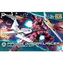 HGBD Gundam Impulse Lancier