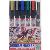 Gundam Metallic Marker Set