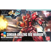 Gundam Amazing Red Warrior (HGBF) by Bandai