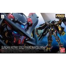 RG Gundam Astray gold frame amatsu Bandai