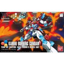 Kamiki Burning Gundam HGBF