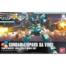 Gundam Leopard da Vinci HGBF