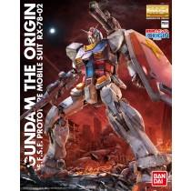 RX-78-02 Gundam GUNDAM THE ORIGIN Ver.